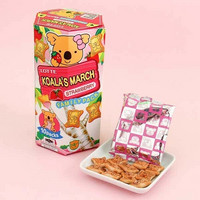 Lotte Koala's March Strawberry Cookies - Family Pack 195g