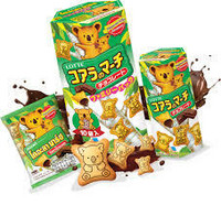 Lotte Koala's March Cookies Chocolate Creme Filled Family Pack 195g