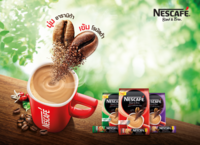 NESCAFE BLEND and BREW Less Sugar 15,6g x 27