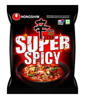 NONGSHIM SHIN RED SUPER SPICY 120G