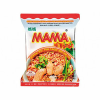 MAMA Instant Moo Nam Tok (Spicy Pork) Noodles 30 x 55g