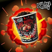 MAMEE DAEBAK GHOST PEPPER SPICY CHICKEN NOODLE 80G