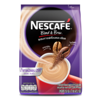 Tarjous! NESCAFE BLEND and BREW Less Sugar 15,6g x 27