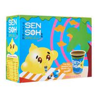 Sensoh Grass Jelly 200ml x 6