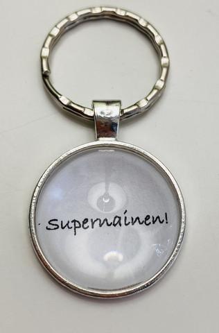 Supernainen- avaimenperä