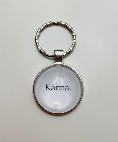 Karma.- avaimenperä