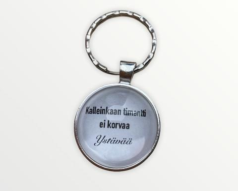Timantti- avaimenperä