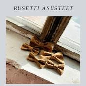 Rusetti asusteet