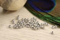 Siemenhelmi, 2.1mm, hopea, 100kpl