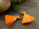 Tasseliriipus, 20mm, oranssi, 1kpl