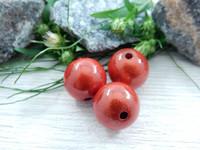 Heijastava helmi, 12mm, punainen, 1kpl