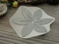Heijastava kuva kukka, 5x5cm,1kpl