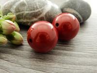 Heijastava helmi, 18mm, punainen, 1kpl
