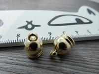 Holkki, 10x14mm, vaaleakulta, 1kpl