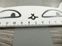 Heijastinnauha, 50mm, hopea, 1m