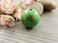 Heijastava helmi, 20mm, vihreä, 1kpl