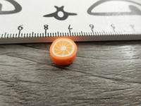 Fimohelmi, 10mm, appelsiini, 1kpl