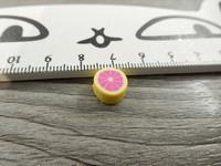 Fimohelmi, 10mm, greippi, 1kpl