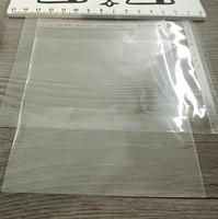 Sellofaanipussi, 10x14cm, kirkas, 1kpl