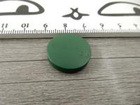 Puuhelmi, 20mm, vihreä, 1kpl