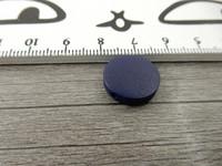 Puuhelmi, 15mm, tummansininen, 1kpl