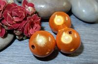 Heijastavahelmi, 16mm, oranssi, 1kpl