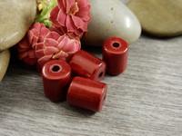 Heijastava helmi, 8x10mm, punainen, 1kpl