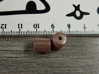 Heijastava helmi, 8x10mm, vaaleanpunainen, 1kpl