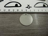 Ympyräriipus, 30mm, rst, 1kpl