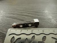 Rintaneulapohja, 25mm, kirkashopea, 1kpl