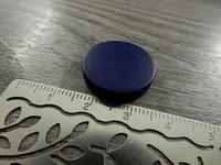 Puuhelmi, 20mm, tummansininen, 1kpl