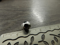 Akryylihelmi, 8mm, kirkashopea, 20kpl