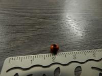 Akryylihelmi, 4mm, mix, 50kpl
