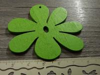 Kukkariipus, 50x50mm, vihreä, 1kpl