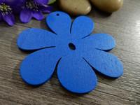 Kukkariipus, 50x50mm, sininen, 1kpl