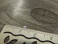 Puolihelmi, 2mm, kirkas ab, 100kpl