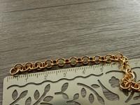 Roloketju, 5x1.5mm, vaaleakulta, 1m