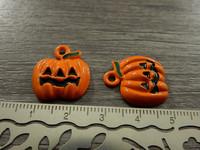 Kurpitsariipus, 20x18mm, oranssi, 1kpl