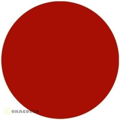 Oracover kirkas punainen (21.022)