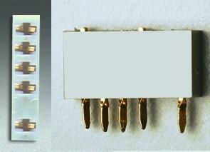 Multiplex liitin 5 pin (naaras) (787033)