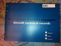 Ilma-aluksen tekninen kirjanpito