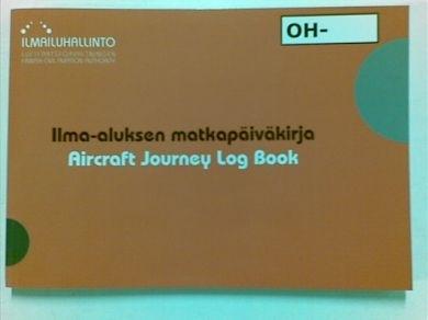 Ilma-aluksen matkapäiväkirja