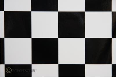 Oracover fun5 valkoinen/musta 52mm (491.010.071)