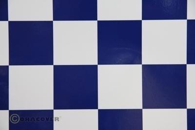 Oracover fun5 valkoinen/tumman sininen 52 mm (491.010.052)