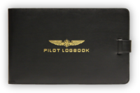 Logbook Cover Professional