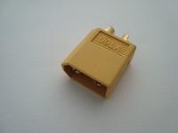 XT-60 liitin uros (xt60m)