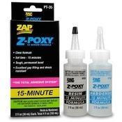 Epoksiliima Z-Poxy 15 min 118 ml (PT35)