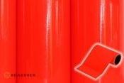 Oratrim Fluor. oranssi lev 9,5cm, 2m rulla (27.064)