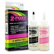 Epoksiliima Z-Poxy 5 min 236 ml (PT38)