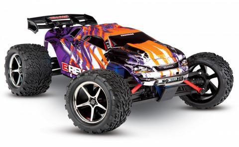 E-Revo  VXL 4WD 1/16 RTR TQi TSM Violetti (71076-3PPL)